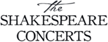 The Shakespeare Concerts – Music Inspired By The Immortal Bard